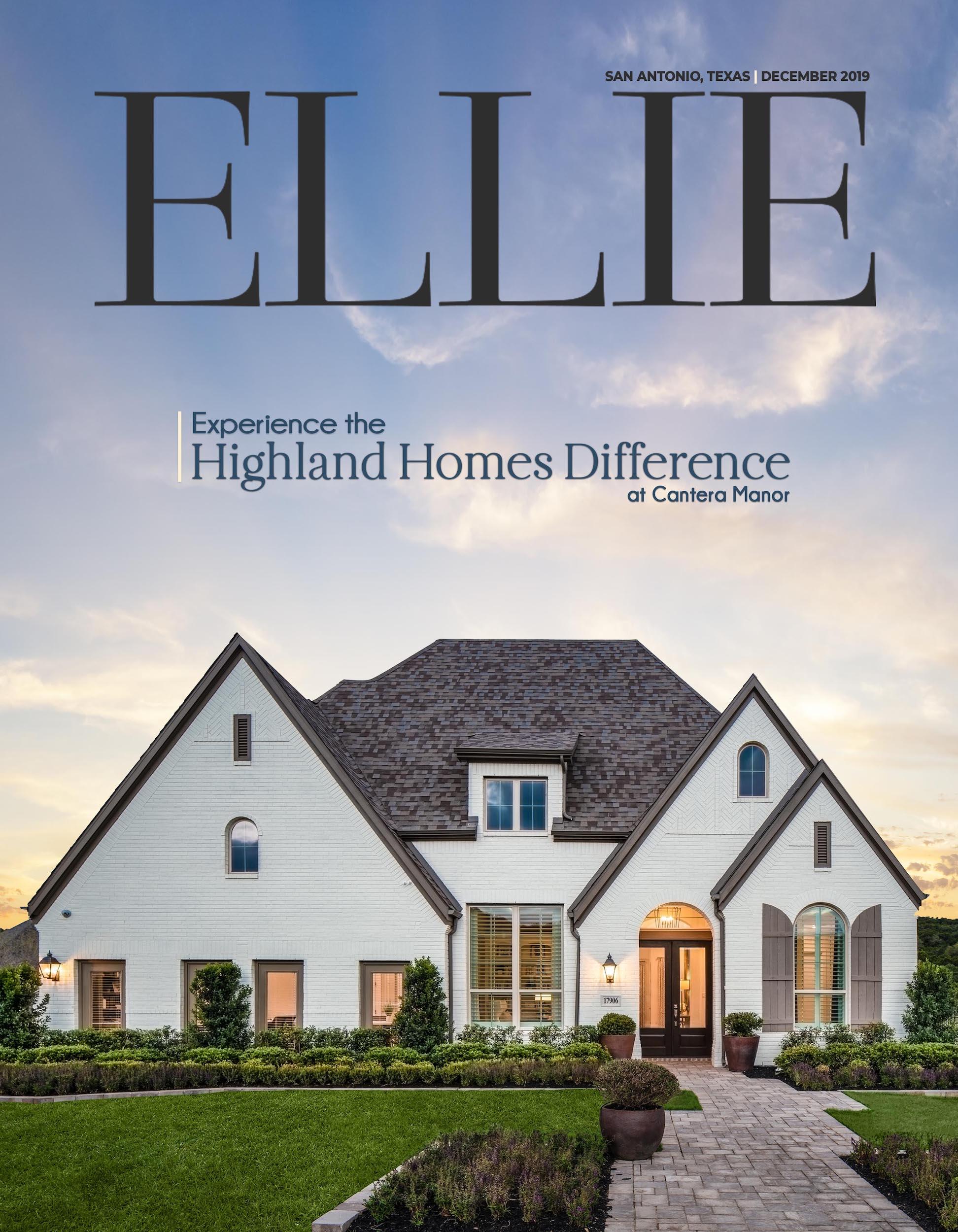 Highland Homes at Cantera Manor